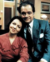 Tessa Peake-Jones Autograph Signed Photo - Raquel